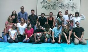 Mon Paris Zen Yoga du Rire