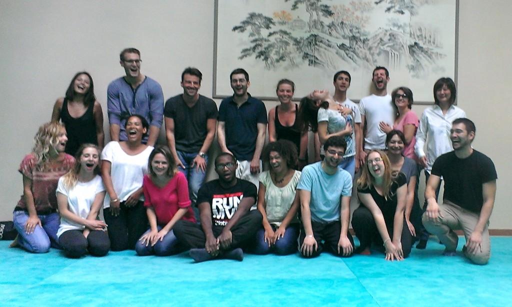 Yoga du RIre Mon Paris Zen