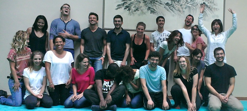 Ma Rire Party – Yoga du rire entre amis !