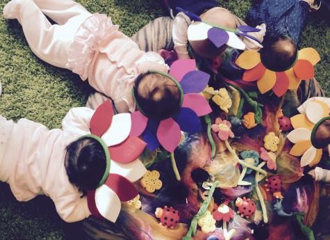 happy babies Mon Paris Zen